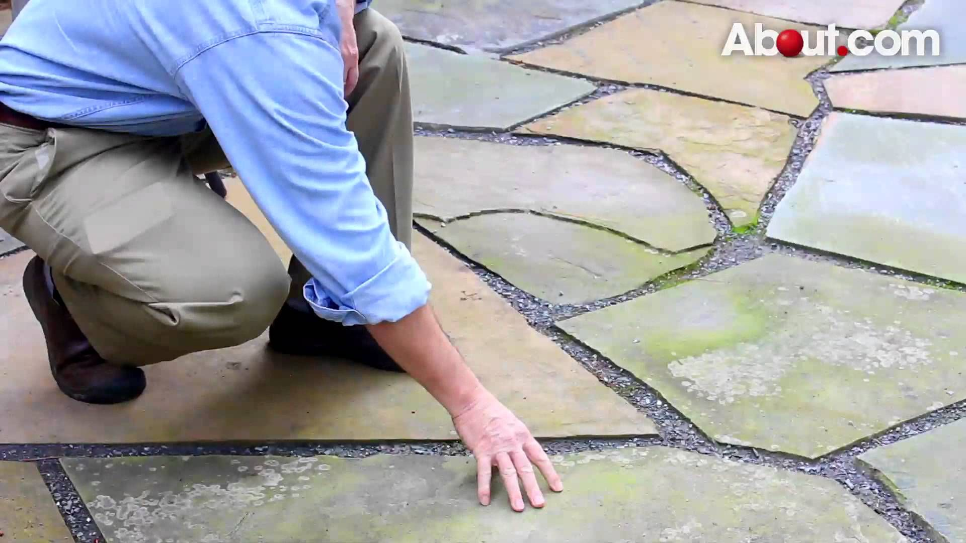 Flagstone · How To Lay ...