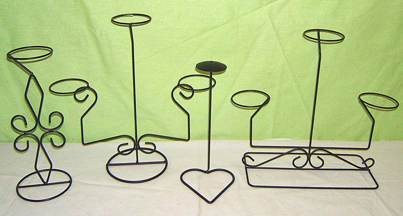 4 Tabletop Hat Holder Racks Store Display Wire Art USA | EBay