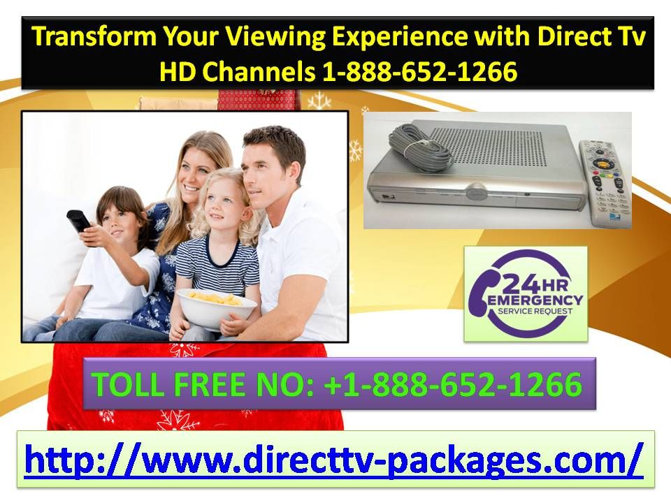 Transform Your Viewing Experience with Direct Tv HD