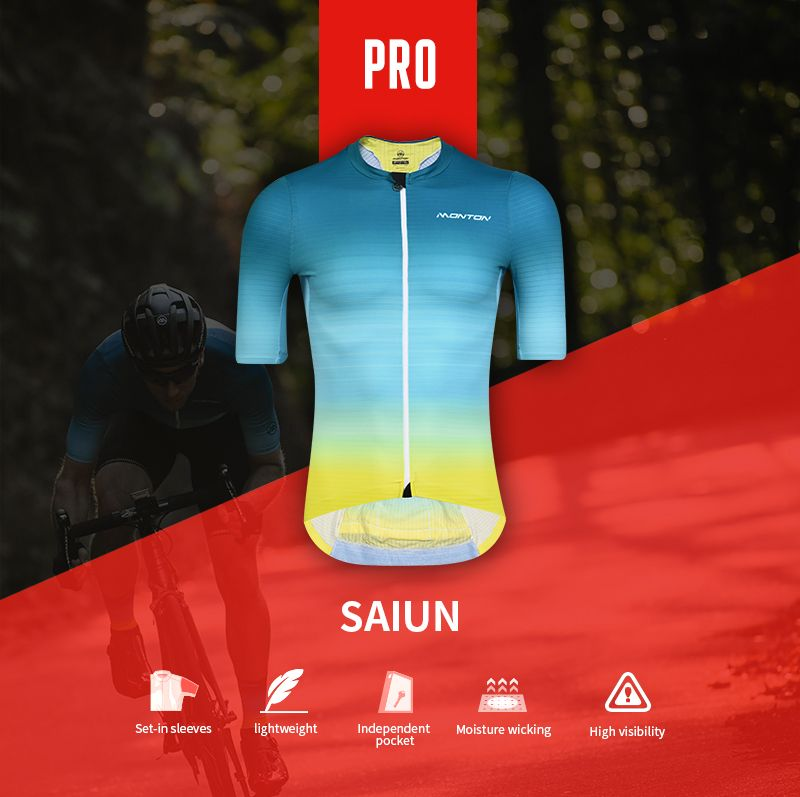 Aero Fit Cycling Jersey Com Imagens