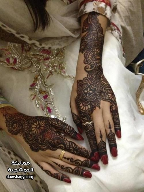 نقش حنه روعه للعروسة2015 نقش حناء عرايس 2015 صور نقوش حناء عرايس Latest Bridal Mehndi Designs Mehndi Designs For Hands Mehndi Designs