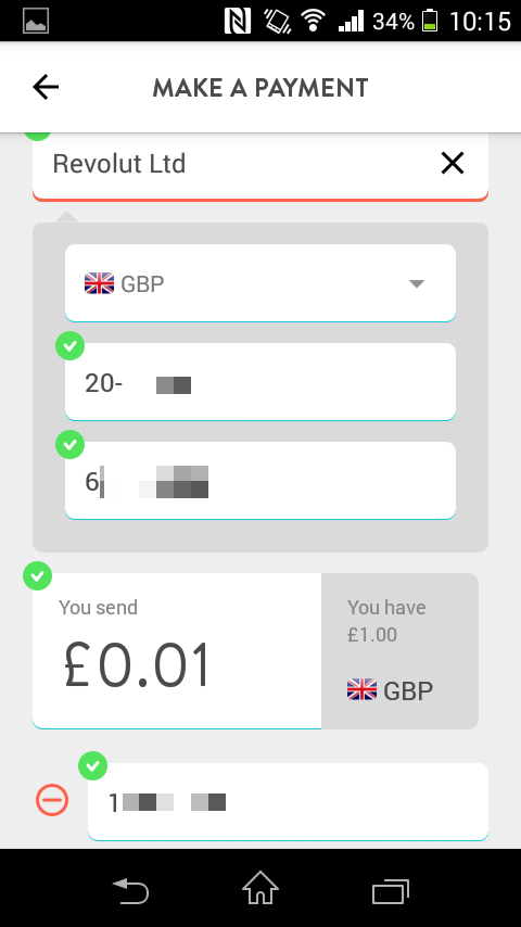 monese app  app how to make financial