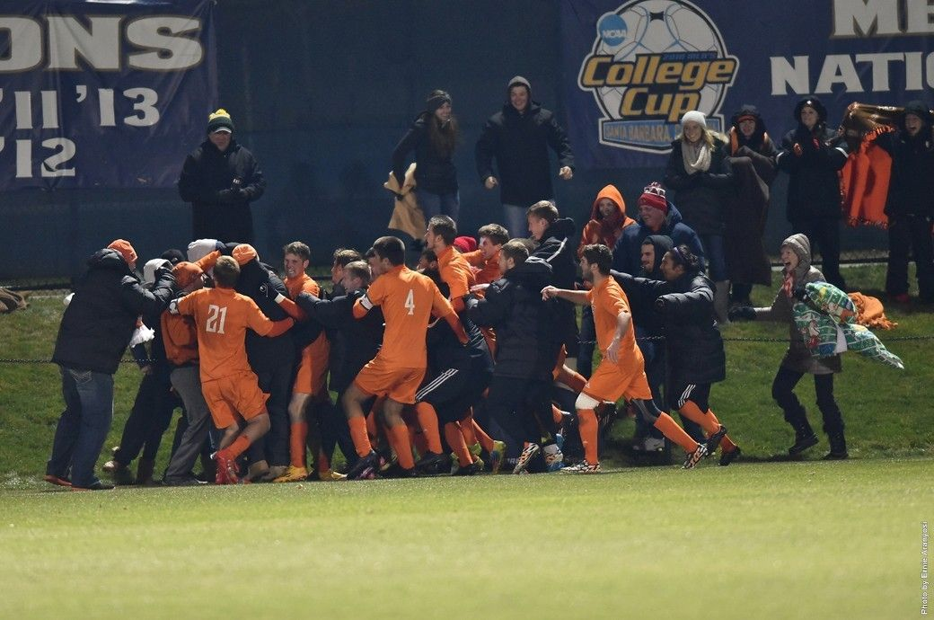 Moment 9 Of 201415 Men's Soccer Beats West Virginia 32
