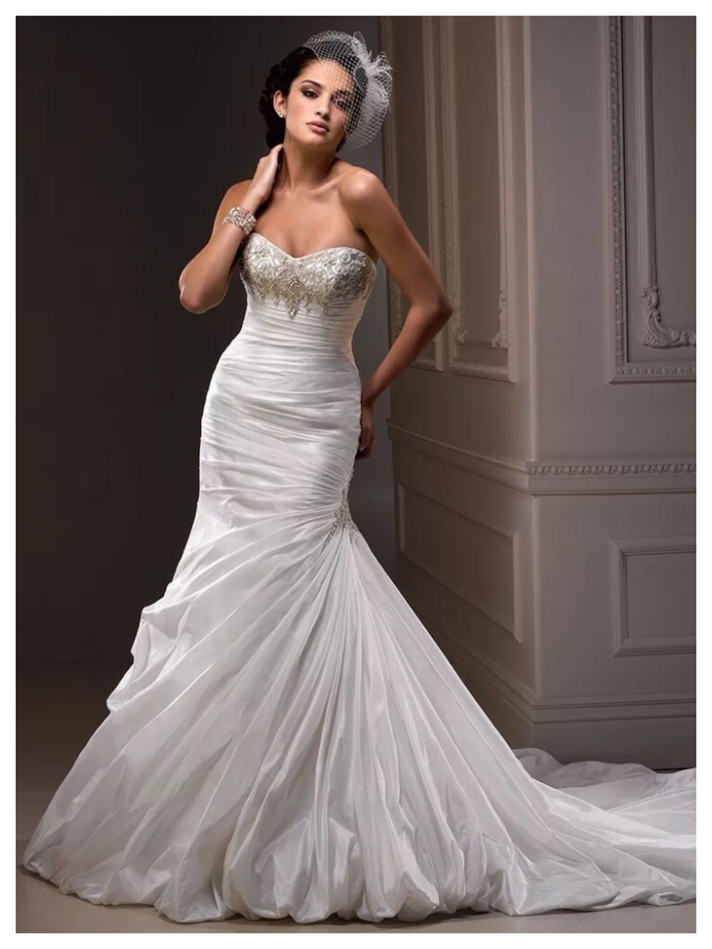 Used wedding dresses near me  Pin by Connie Raven on Wedding GownsFormal Wear  Pinterest