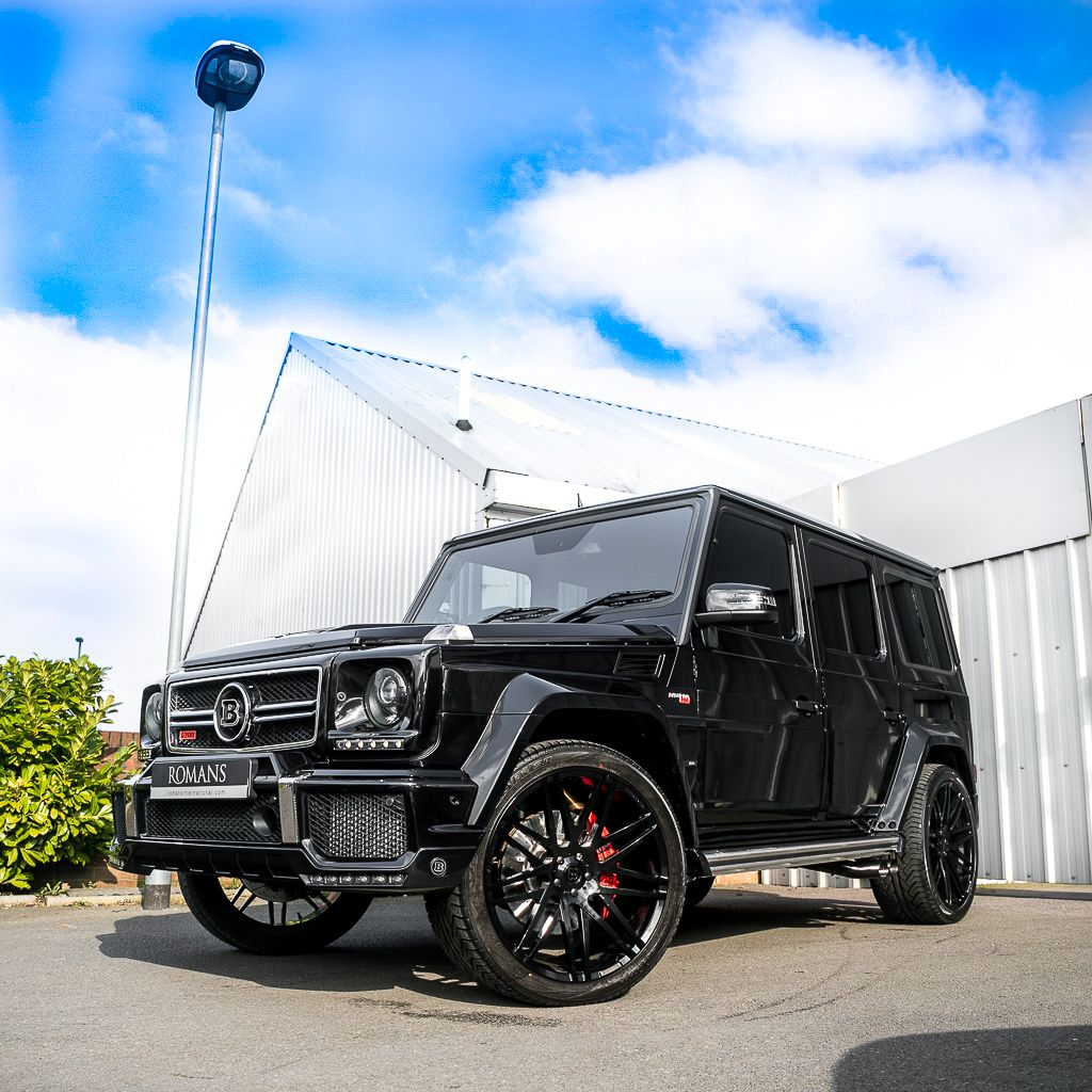 2015 Used Mercedes-Benz G-Class G63 Amg G700 Brabus