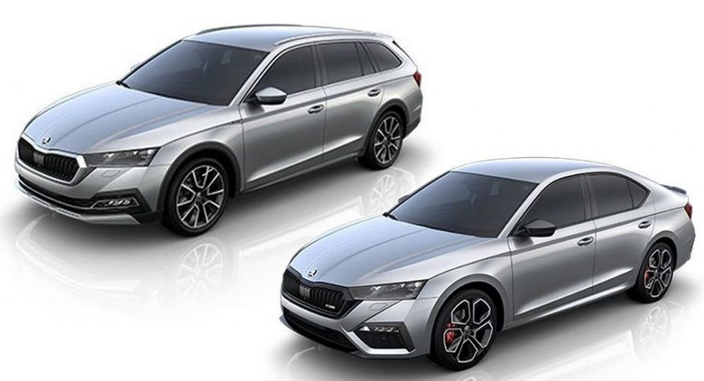 Are You The 2020 Skoda Octavia Rs And Scout Car Automotive