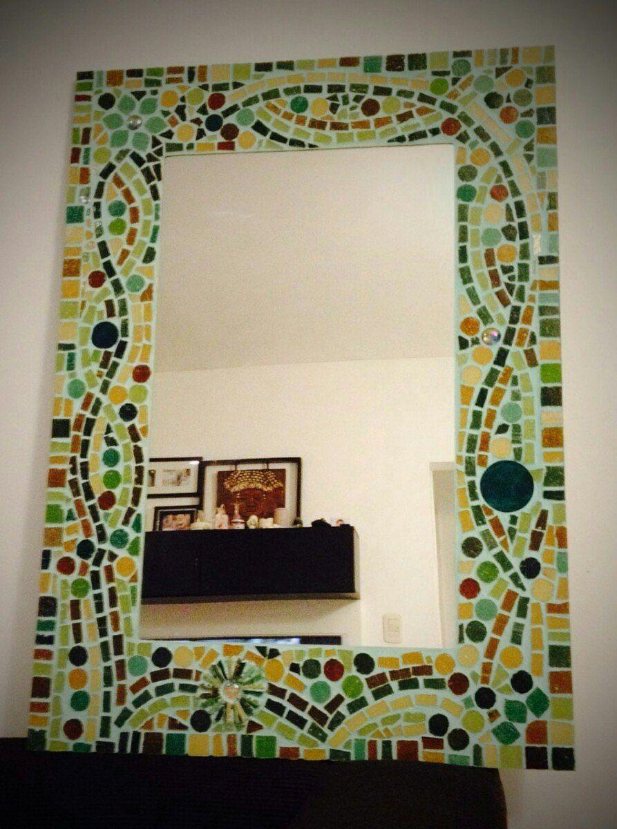 Resultado de imagen para espejos con venecitas for Imagenes de espejos decorados