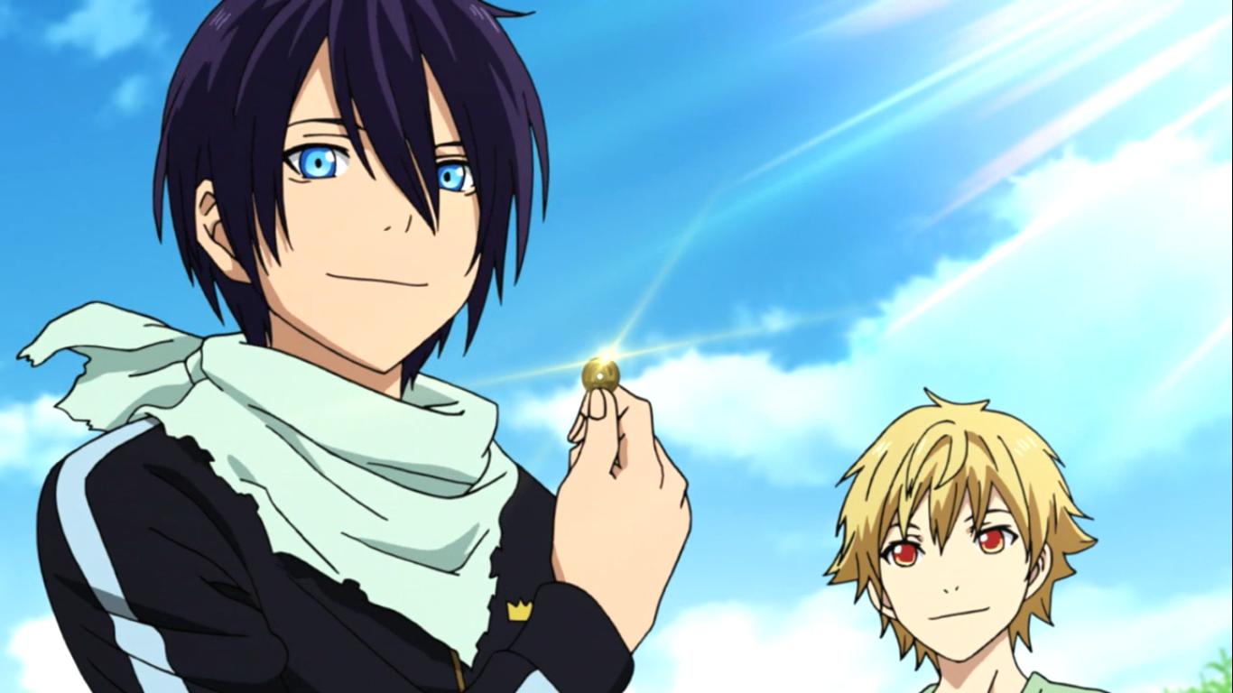 Noragami Aragoto Yato and Yukine Episode 8 Noragami