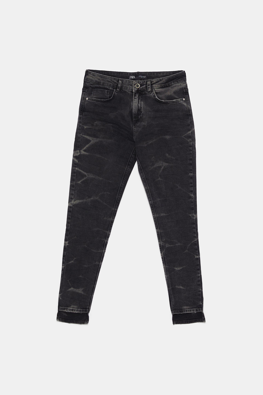3b35bcb5d5 Z1975 skinny tie dye jeans in 2019 | DENIM | Tie dye jeans, Dye ...