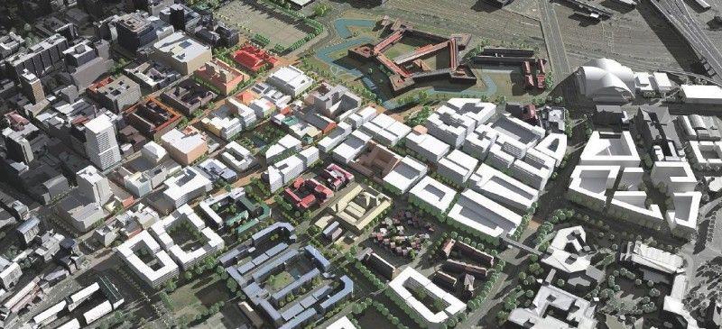 Cape town a city designed to city design cape