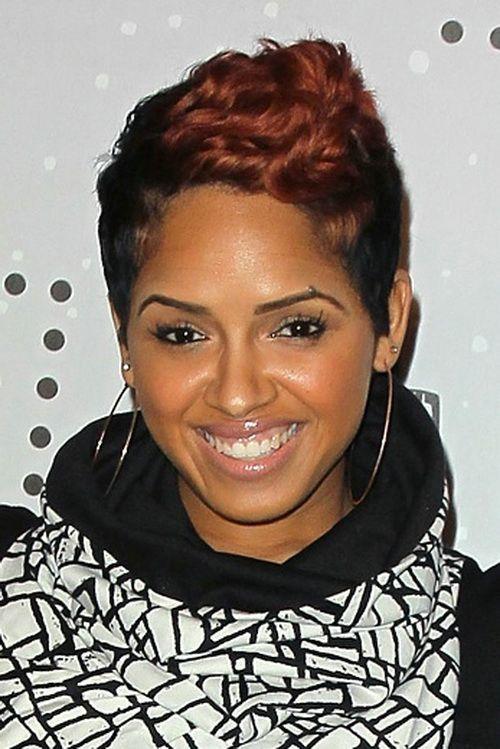 Short Hair Colors For Dark Skin Women Hair Color By Skins