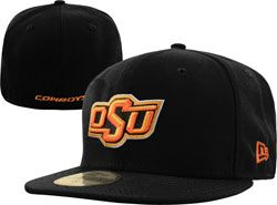 e80b2f7536d Oklahoma State Cowboys New Era 59FIFTY Basic Fitted Hat  35.99 http ...