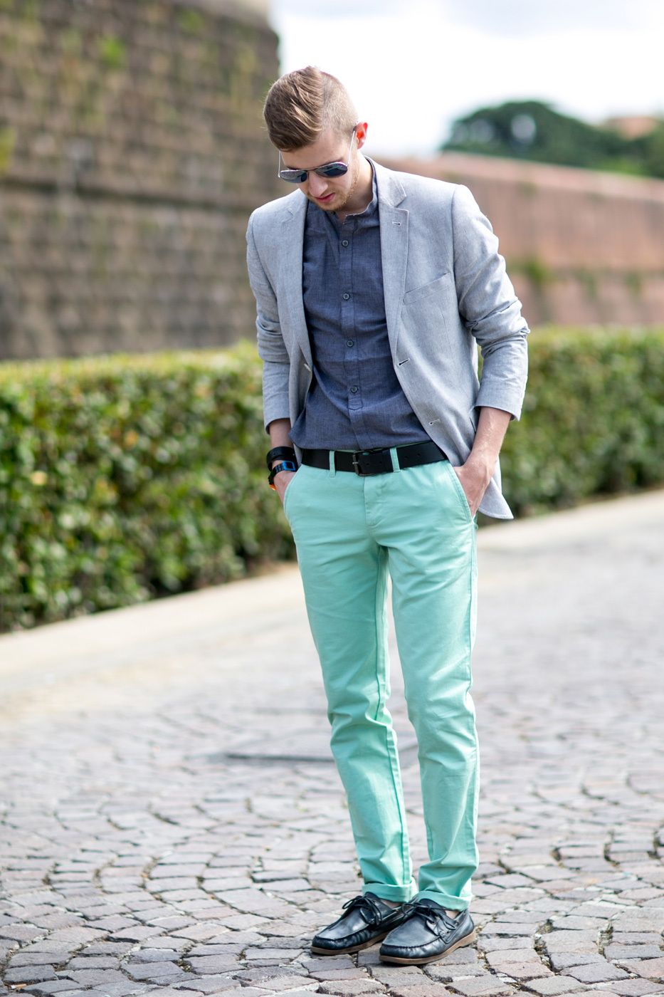 4e4993f5c2ea Mint Pant Outfits for Men – 30 Ideas How to Wear Mint Pants