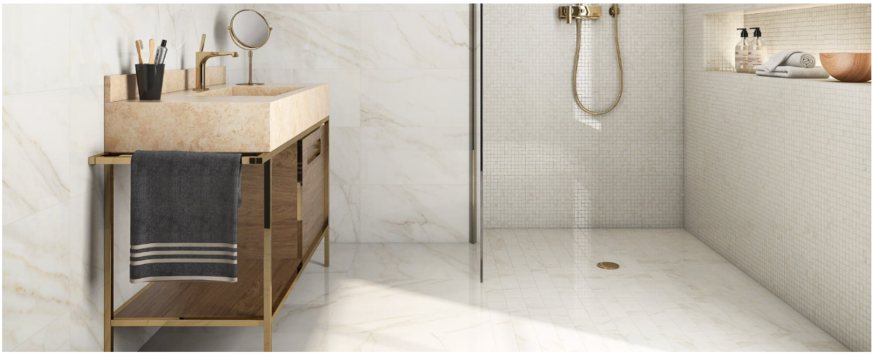 Porcelain Vs Ceramic What S The Difference Between The Two First And Foremost Porcelain Tiles Are Much Stronge In 2020 Bathroom Design Porcelain Vs Ceramic Flooring