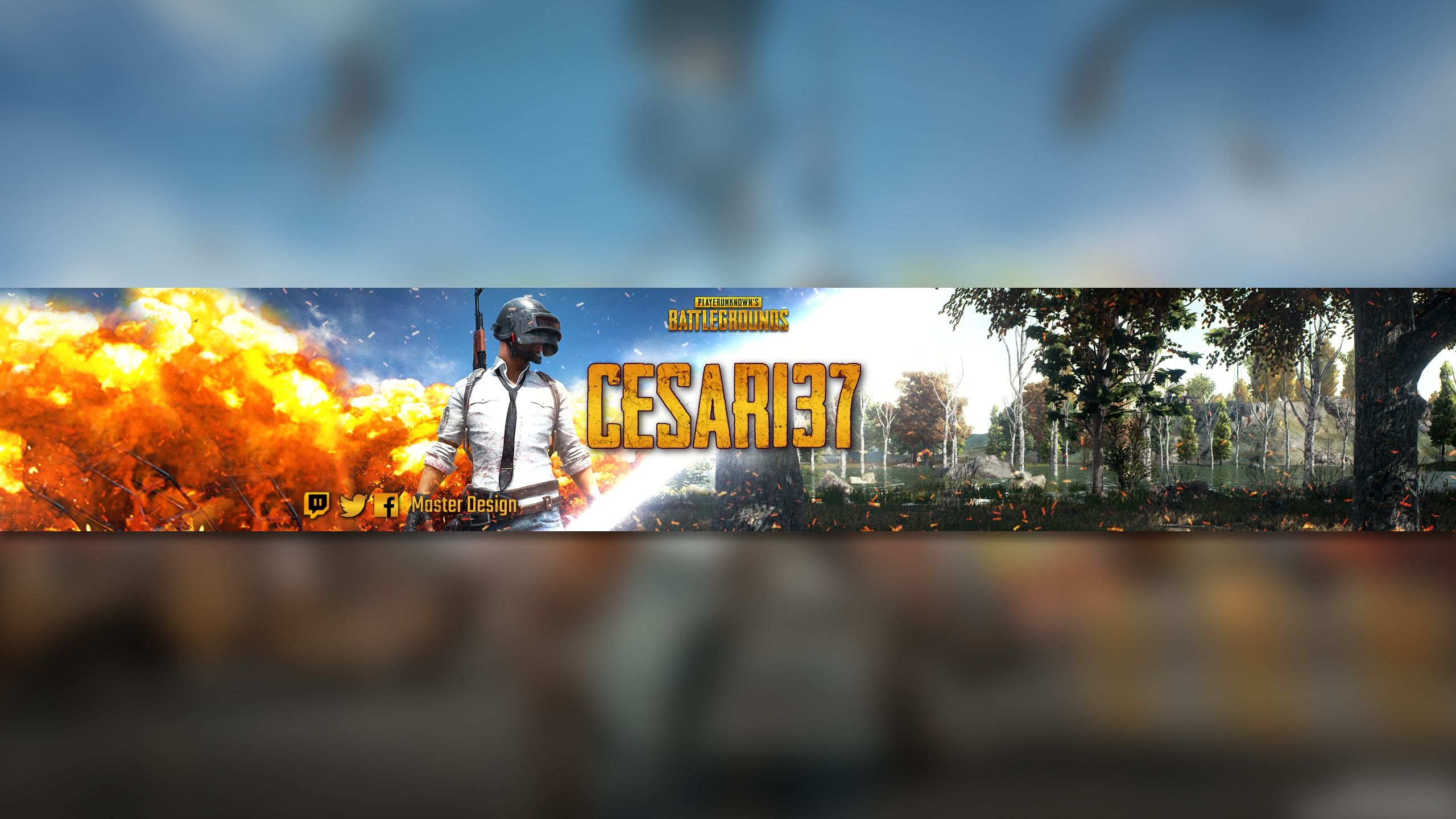In just a few moments. Create A Youtube Banner Game Of Pubg Cool Youtube Banners Youtube Banner Backgrounds Youtube Banner Design