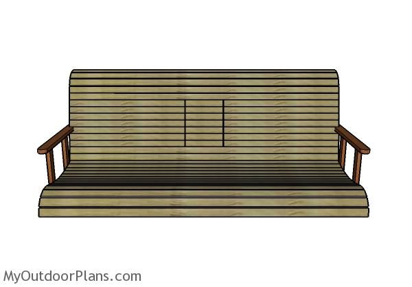 Porch swing plans floor pinterest porch swings swings and porch weve collected a list of some of the best diy porch swing plans that you can build yourself with links to the printable designs solutioingenieria Gallery