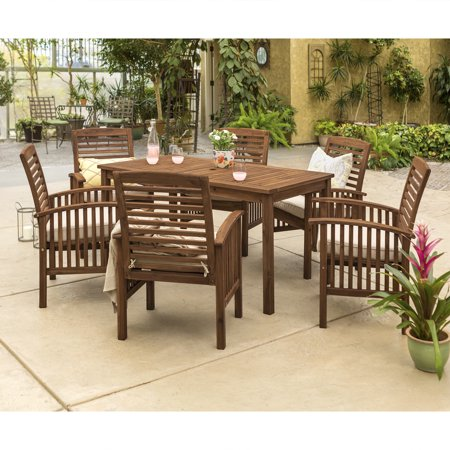 Manor Park Outdoor Patio Dining Set 7