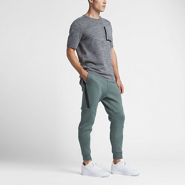 44b607ea Pantalon de jogging Nike Sportswear Tech Fleece pour Homme | Look ...
