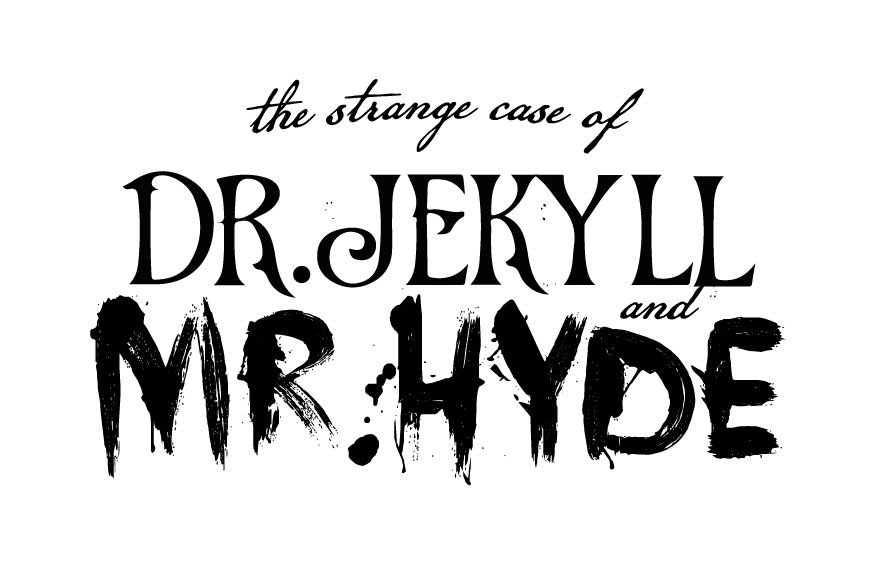 Dr.Jekyll and Mr.Hyde title. Book come will be along
