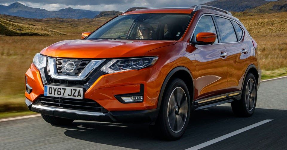 Refreshed 2018 Nissan X Trail Arrives In The Uk From 23 385 Otr 36 Pics Carscoops Nissan Suv Prices Suv