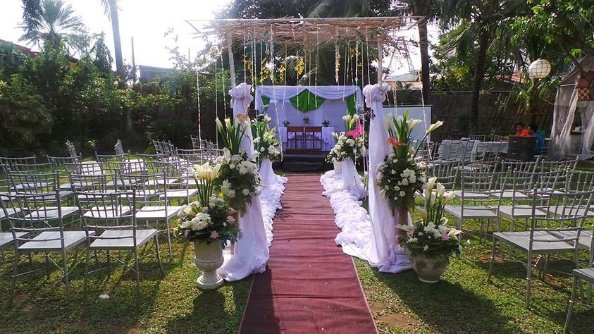 Wedding Package Esca S Garden Iloilo