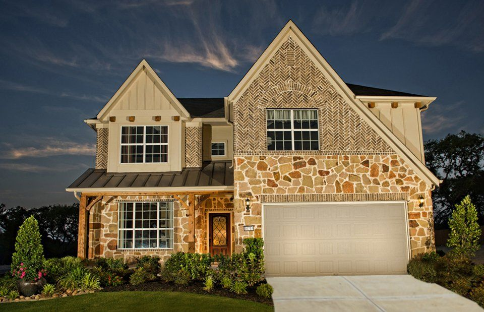 Homes In Pearland Highland Crossing