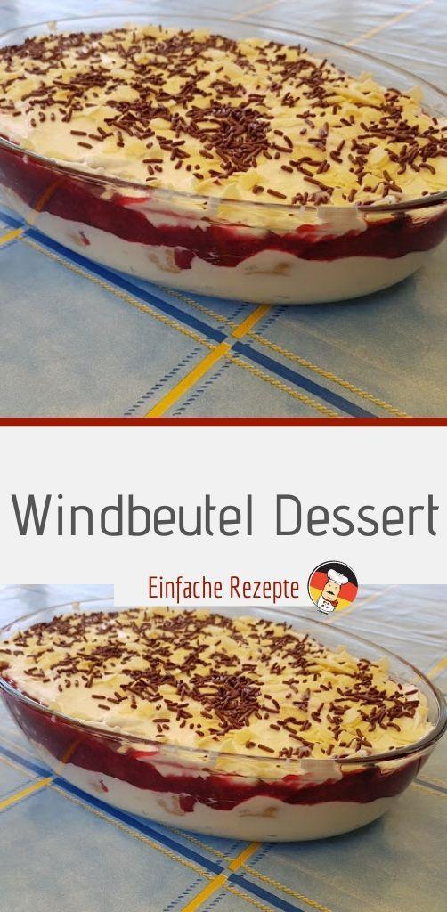 Zutaten 250 G Mascarpone 250 G Quark Topfen 250 G Schlagsahne 80 G Zucker 2 Pck Windbeutel Gefullte Au In 2020 Windbeutel Dessert Dessert Rezepte Einfach Dessert