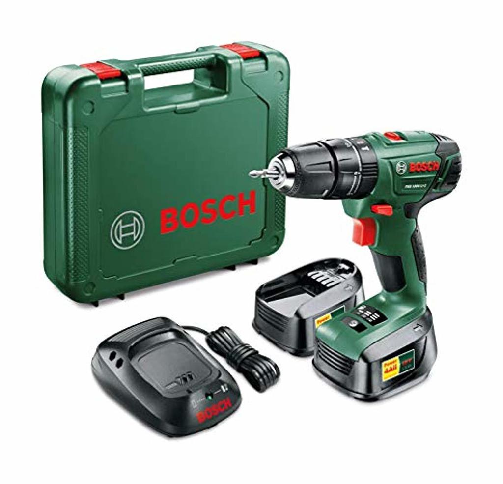 Pin On Bosch Psb 1800 Li 2 Cordless Combi Drill