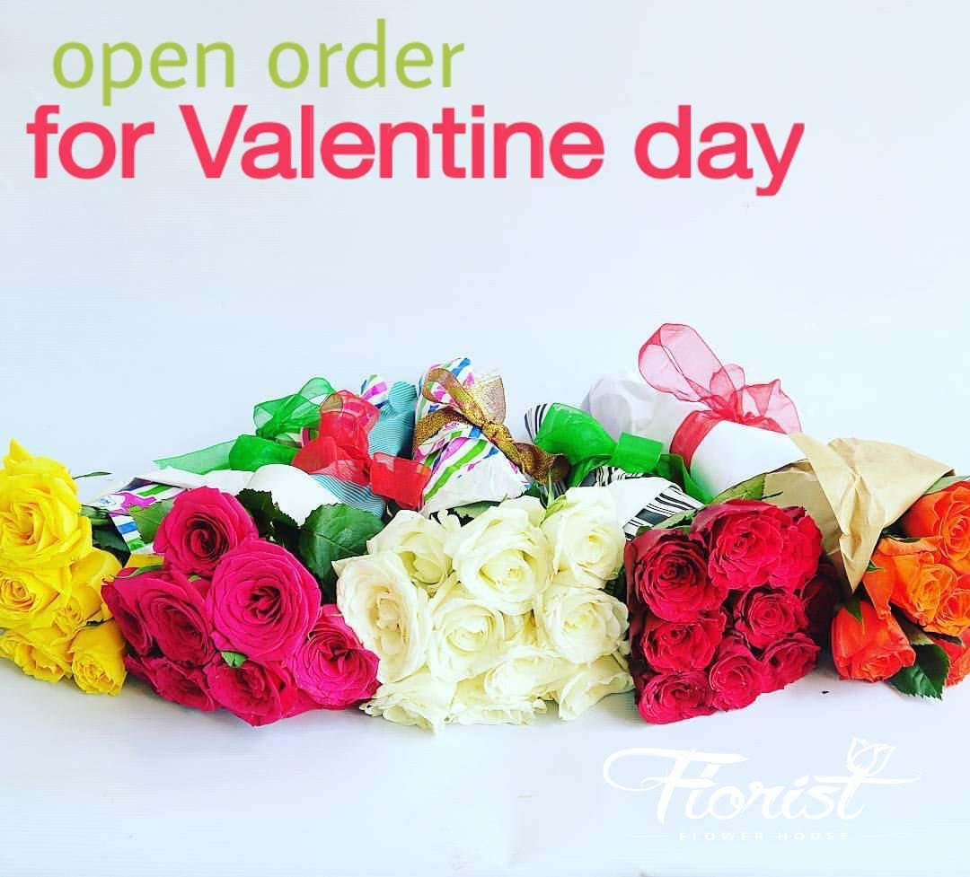 Ready for make your Valentine day more romantic and full of happiness Come and order for your dearest  by floristhouse_bdg
