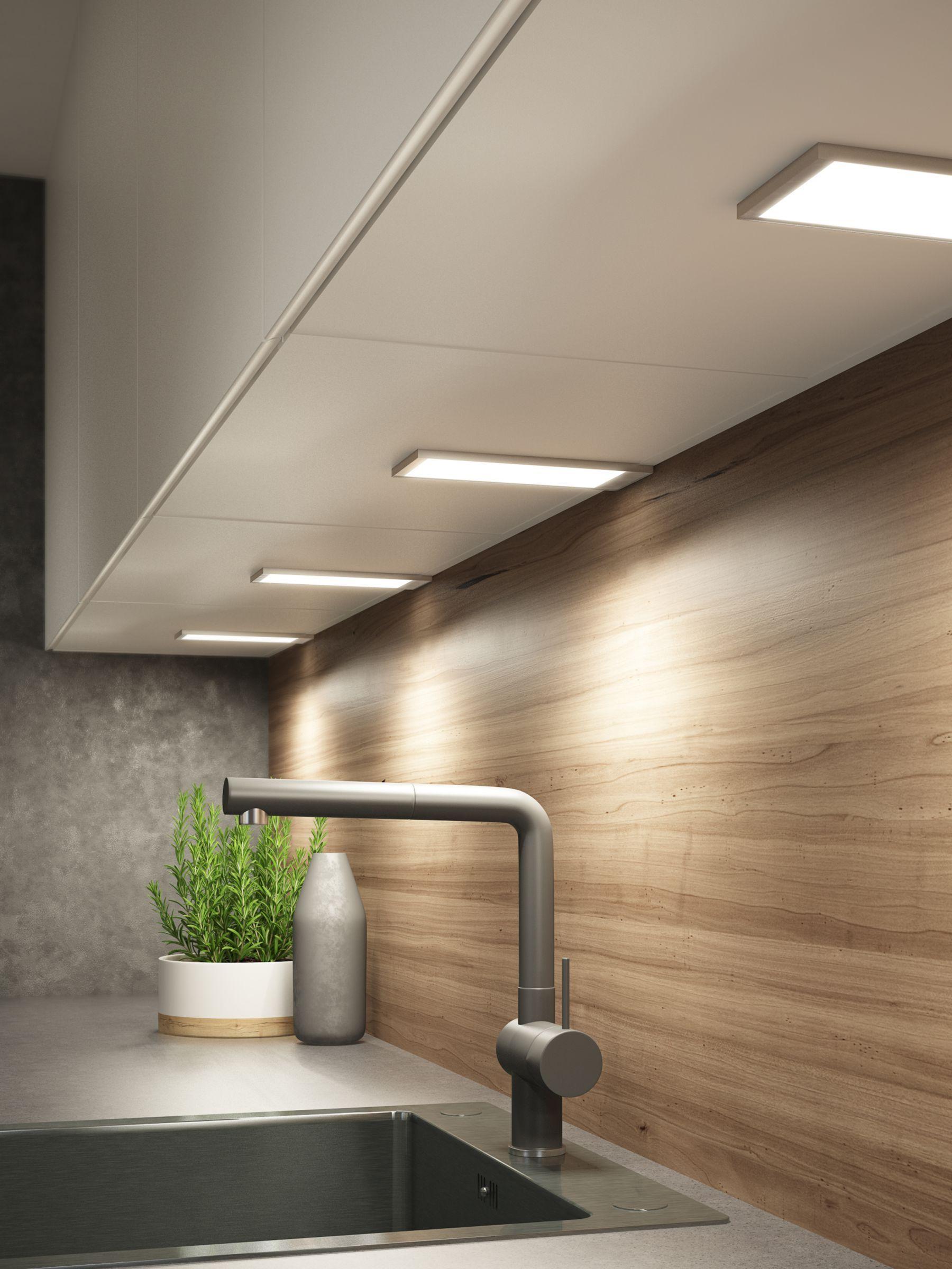 Sensio Pad2 Prismatic Led Kitchen Light