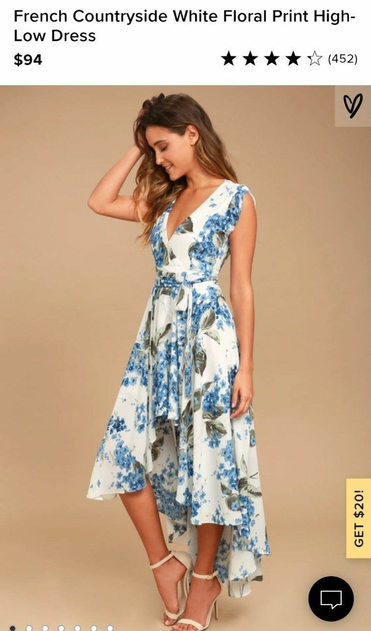 lulus floral dress #kleid hochzeitsgast dunkelblau in 2020