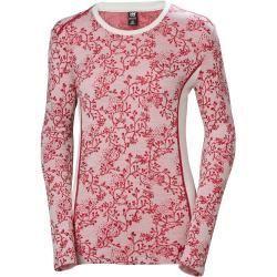 Helly Hansen Woherr Merino Mid Graphic Long Sleeve Funktionsunterwäsche Pink L#funktionsunterwäsche #graphic #hansen #helly #long #merino #mid #pink #sleeve #woherr