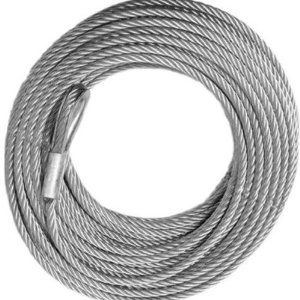 Ok Offroad Ok Gal038a Galvanized Winch Cable 3 8 In X 100 Ft By Okoffroad By Okoffroad 72 95 3 8 In X 100 Ft Galvani Winch Cable Winch Winch Accessories
