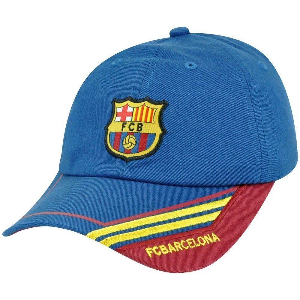 afccaa6c7b2 Fc Barcelona soccer hat cap Garment Wash official adjustable licensed  product  RHINOXGRUOP  FCBarcelona
