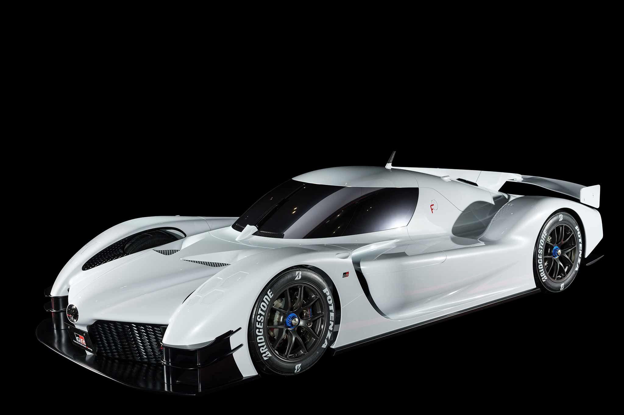Toyota GR Super Sport Concept Revealed at Tokyo Auto Salon