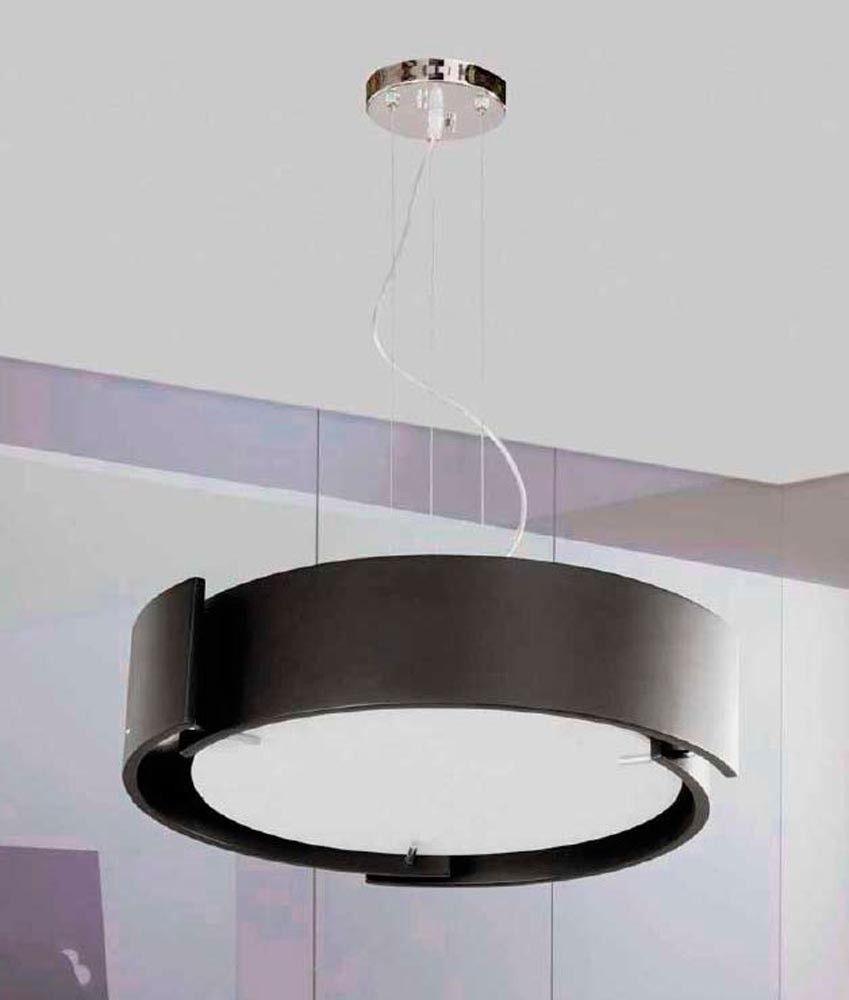 L Mpara De Techo Moderna En Forma Circular Realizada En  ~ Lamparas Modernas De Techo Para Salon