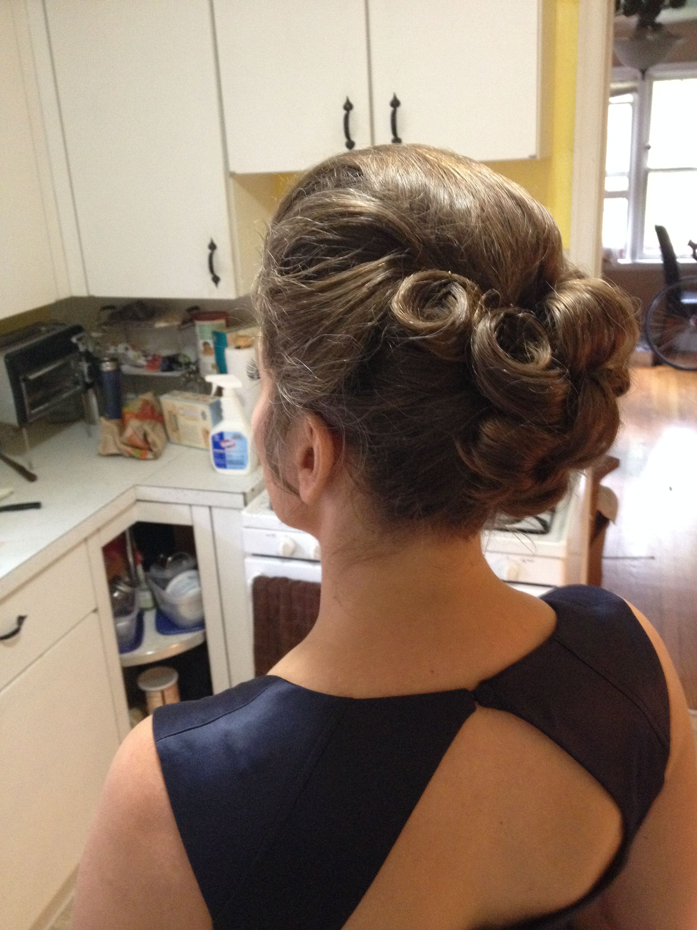 Latest Hairstyle 2018 For Women Pinterest Glamour Hair Up Dos