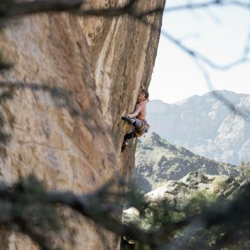 Our interview with Professional Climber Read Macadam.