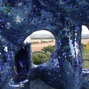 Niki De Saint Phalle S Tarot Garden Near Tuscany I Would Love To
