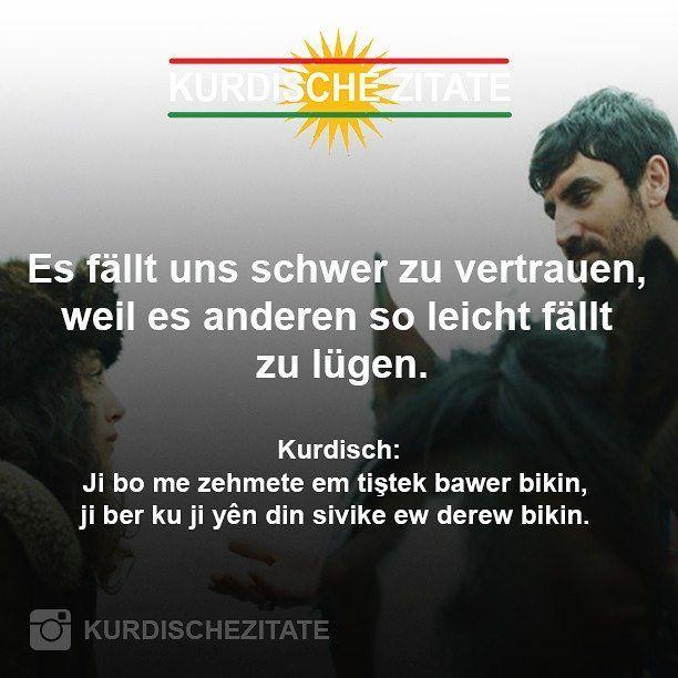 Gefallt 97 Mal 2 Kommentare Kurdische Zitate Kurdischezitate