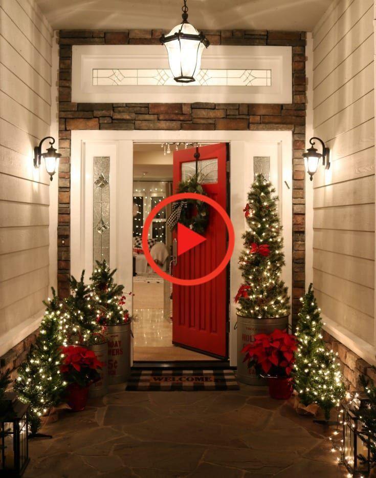 Geniet van mijn feestelijke buffalo check Kerstmis Thuis Tour, compleet met how-to's, inspiratie, decoreren tips, en tal van bronnen vakantie-magie in je eigen huis. Geniet van besparingen coupons naar het prachtige decor van Kerstmis winkelen. #christmashome #christmashomedecor #festiveholidayhome #buffalocheck #thedesigntwins #decoratie