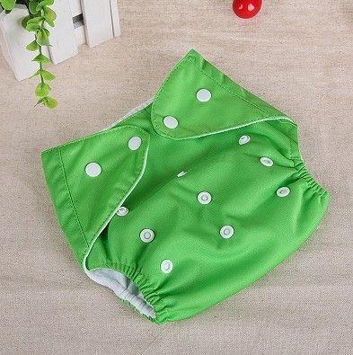 Mesh Adjustable Reusable Baby Diaper Nappies Washable Cloth Summer Version