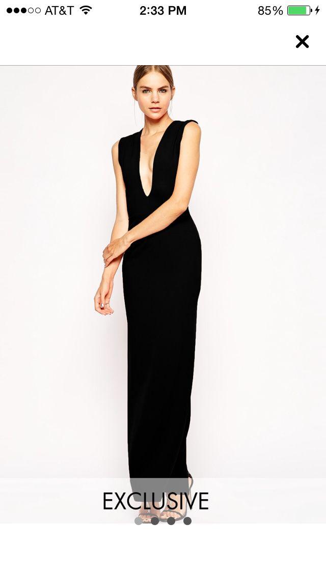 Black tie dress / masquerade