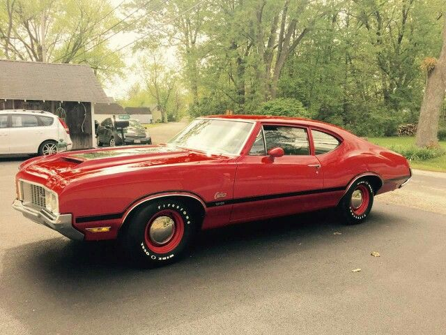 1970 W31 Oldsmobile Oldsmobile Cutlass Classic Cars Muscle