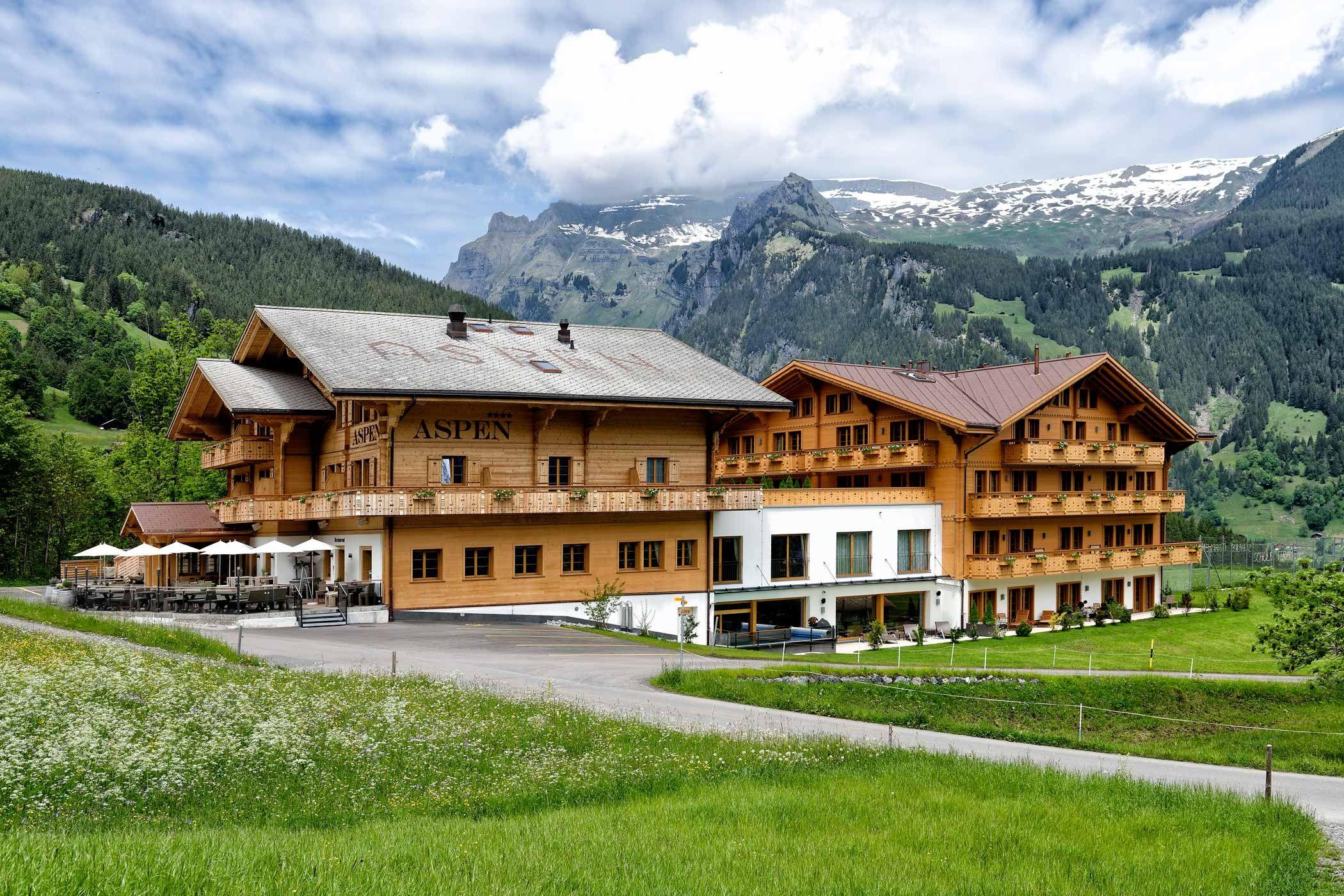 Hotel Aspen Grindelwald Switzerland