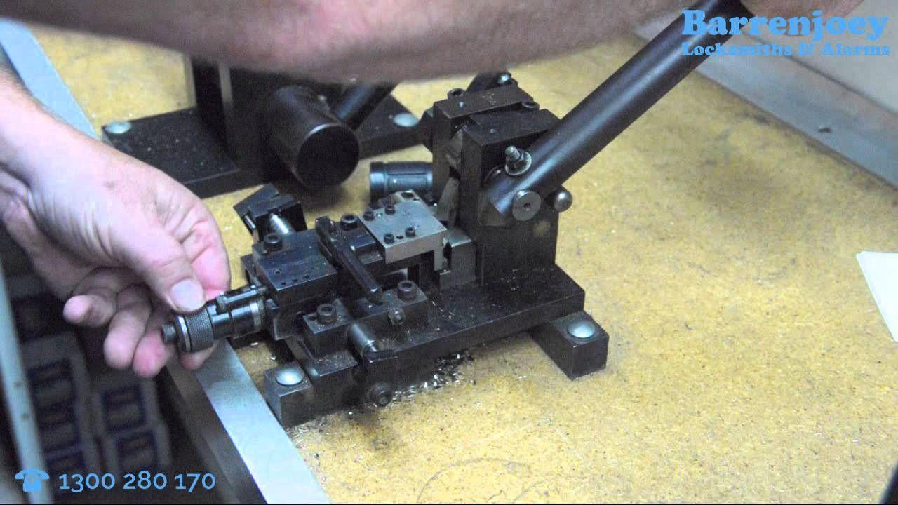 How Bilock Master Key Copying Is Done Barrenjoey Locksmith In 2020 Master Key Locksmith Key