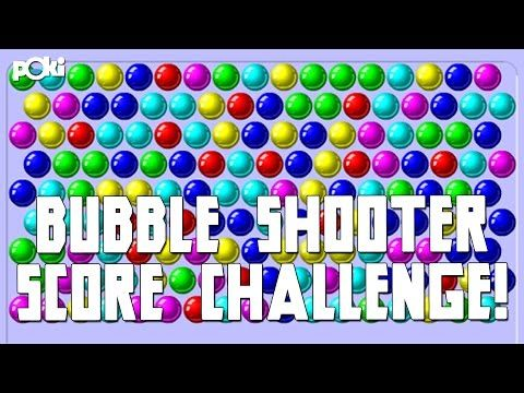 Bubble Shooter Brigitte