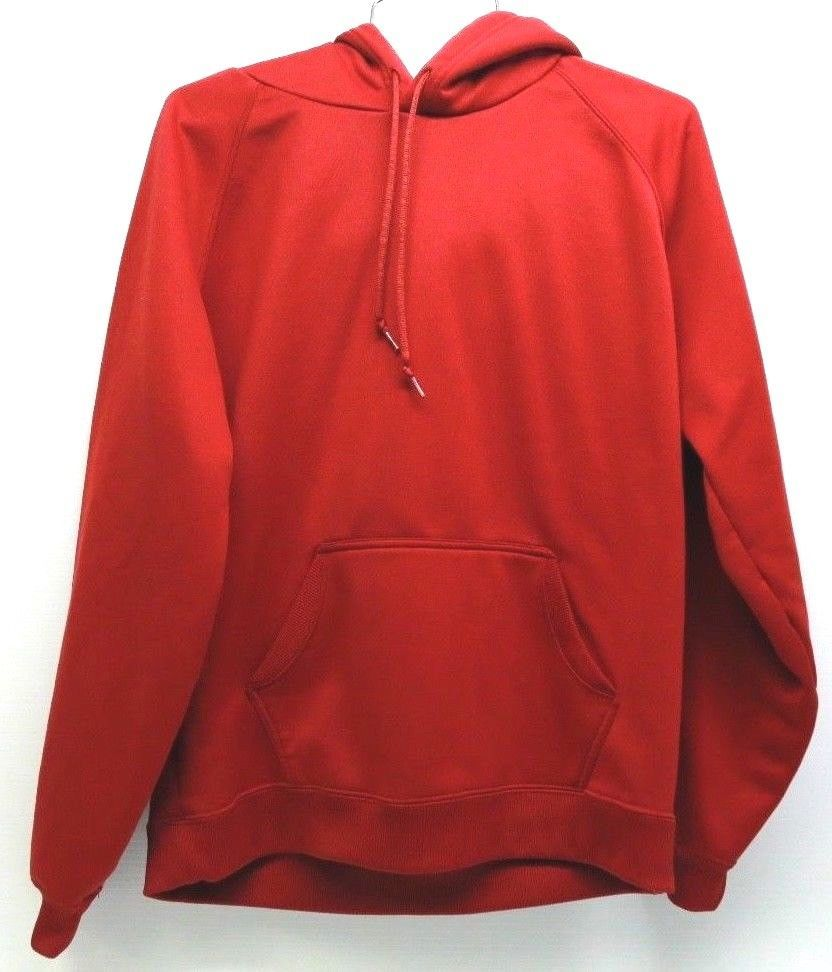 timeless design a69fd fa390 Kid s Under Armour Hoodie Shirt Youth Red Size Medium  UnderAmour  Hoodie   Everyday