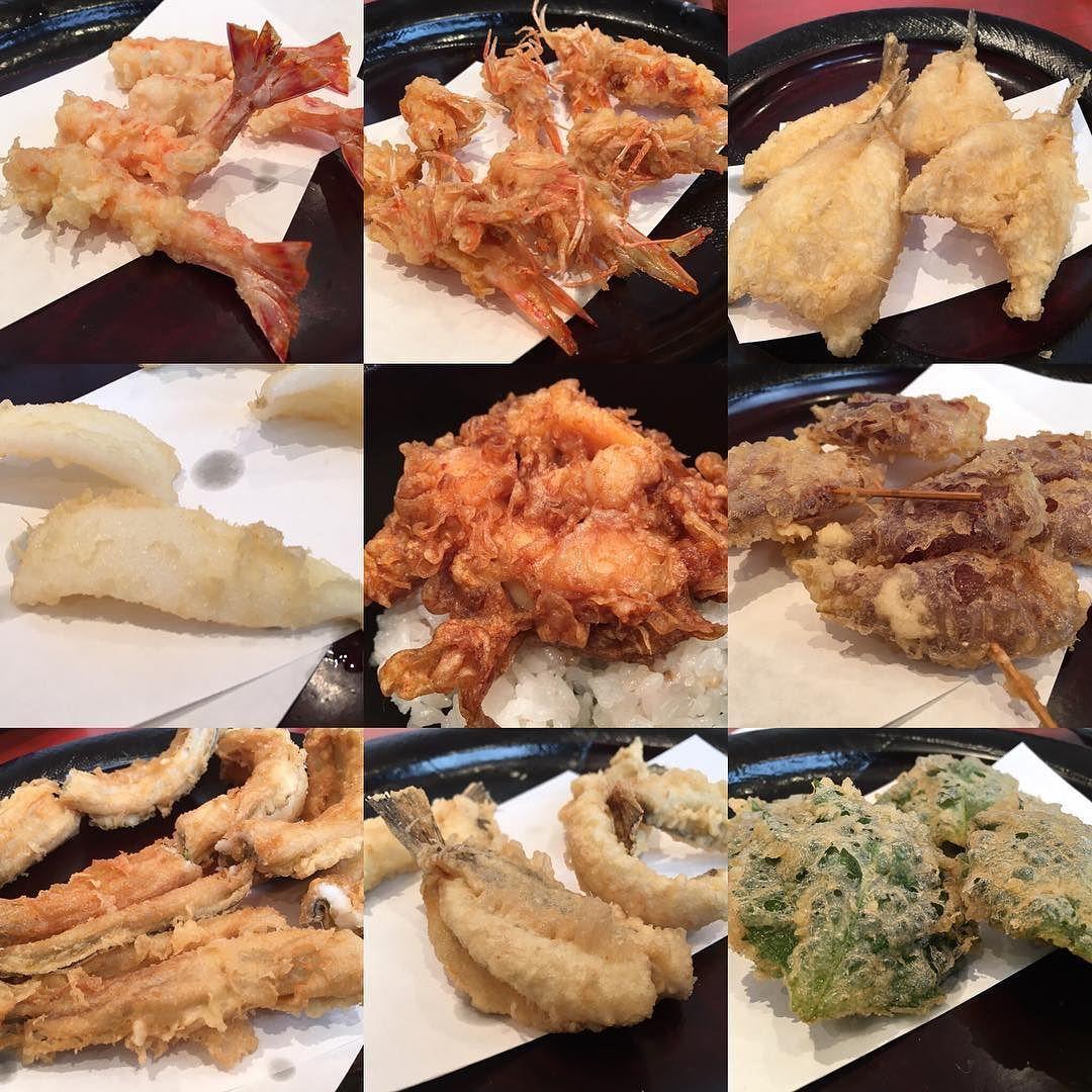 Tempura Omakase at Mikawa Zezankyo. A Definite must try for any tempura lovers. #tempura #ebi #shrimp #squid #seaurchin #uni #fish #japanese #japan #omakase by foodninjahk