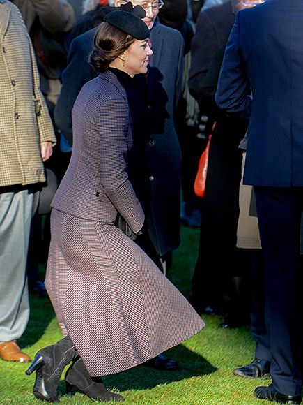 Why Princess Kate Gave a Rare and 'Unusual' Public Curtsy to Queen Elizabeth http://www.people.com/people/package/article/0,,20395222_20979159,00.html